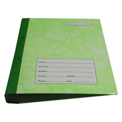 Lamination cobra file 1 unit Green