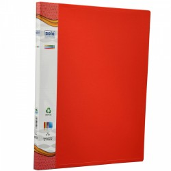 Red colour display file