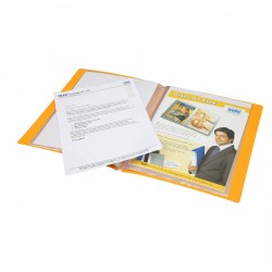 Yellow colour display file
