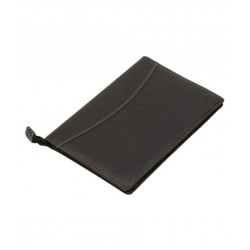 Leatherette material documents holder
