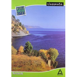 Classmate  A4 76 pages Single line Soft Cover 1 Unit