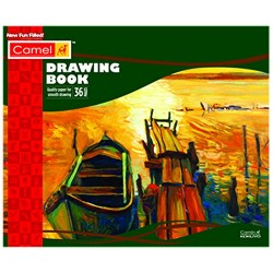 Drawing Book 27.5 x 34.7 cms 36 Pages 1 Unit