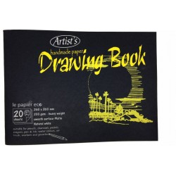 Drawing book 37 x 27 cms 20 sheets