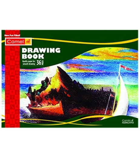 Drawing book A4 36 pages