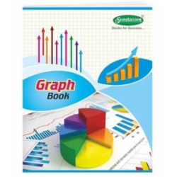 Sundaram Graph Book 21.5 x28.5 cm 96 pages