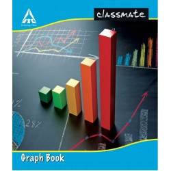 Classmate Graphbook 28 X 22 cms 64 pages