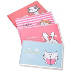 Note pad Pocket-size Regular 40 pages Soft bound