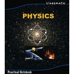 Practical Notebook Physics  22 x 28 cms 180 pages