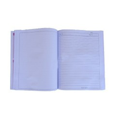 Practical book 21 x 26 cms 144 pages Pack of 2
