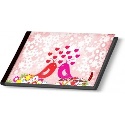 Scrapbook 12 x 8 inch 30 pages Photo size supported: max 10