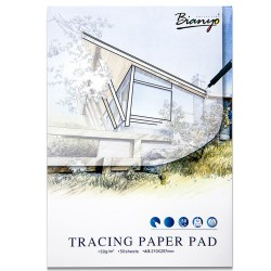 Tracing paper A4 50 gsm 50 sheets
