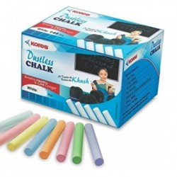 Blackboardchalk Britemark Multicolour Dustless Chalk Pack