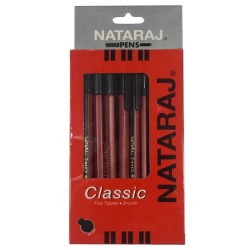 Ball pen Black Pack of 20