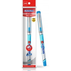 Ball pen Butterflow Blue Pack of 10