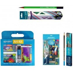Pencils Combo Pack of  absolute Set of 4