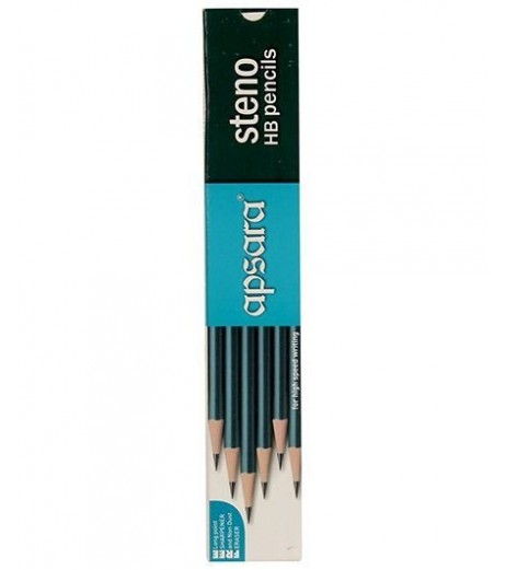 Pencil Steno HB Pack of 10