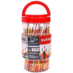 Pencil Marble 100 pc