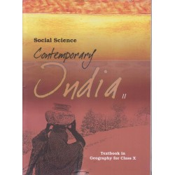 Contempropry India - Geogrophy english book for class