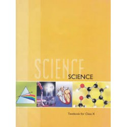 Science English Book for class 10 Published by NCERT of