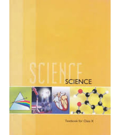 Science English Book for class 10 Published by NCERT of UPMSP