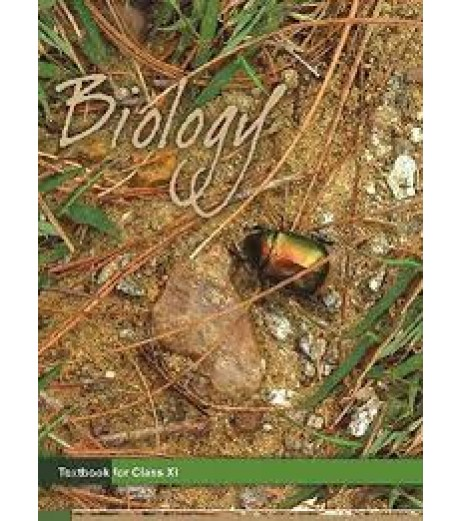 Biology English Book for class 11 Published by NCERT of UPMSP