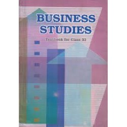 Business Studies English Book for class 11 Published by