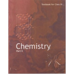 Chemistry Part 2 English Book for class 11 Published by