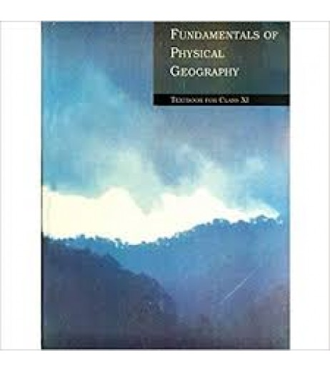 Fundamental of Physical Geography English Book for class 11 Published by NCERT of UPMSP