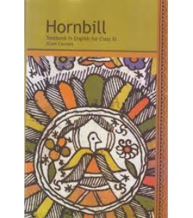 Hornbill - English Core English Book for class 11 Published by NCERT of UPMSP