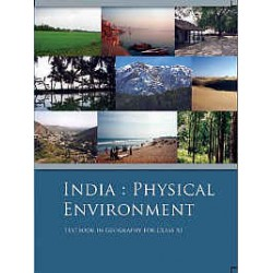 India Phyiscal Environment English Book for class 11