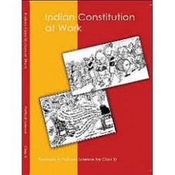 Indian Constitution at Work English Book for class 11