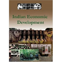 Indian Economics   Development english Book for class 11