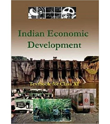 Indian Economics   Development english Book for class 11 Published by NCERT of UPMSP