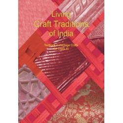 Living Craft Tradition of India Textbook in Heritage