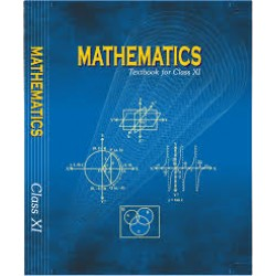 Mathematics English Book for class 11 Published by NCERT of