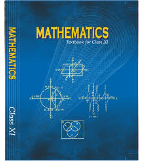 Mathematics English Book for class 11 Published by NCERT of UPMSP