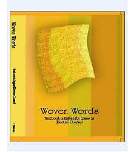 Owoen words - English Litrature Book for class 11 Published by NCERT of UPMSP