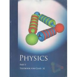 Physics Part 1 Book for class 11 Published by NCERT of UPMSP