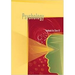 Psychology English Book for class 11 Published by NCERT of