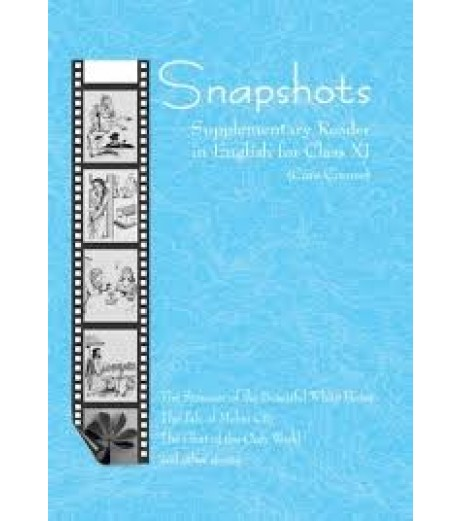 Snapshot  Supplimentry Eng Core EnglishBook for class 11 Published by NCERT of UPMSP