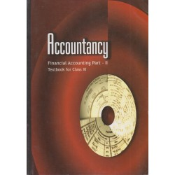 Accountancy Part 1 EnglishBook for class 11 Published by