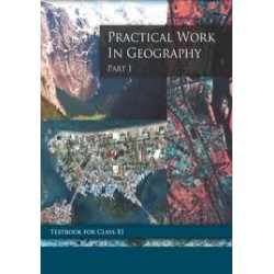 Practical Work In Geogrophy English Book for class 11