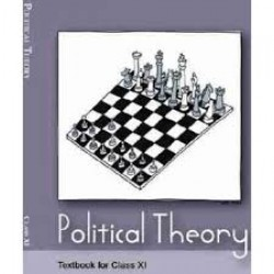 Political Theory part II english Book for class 11