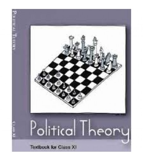Political Theory part II english Book for class 11 Published by NCERT of UPMSP