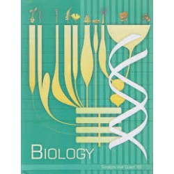 Biology English Book for class 12 Published by NCERT of UPMSP