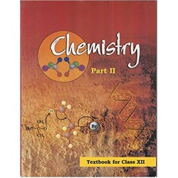 Chemistry II English Book for class 12 Published by NCERT