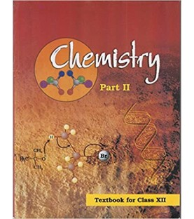 Chemistry II English Book for class 12 Published by NCERT of UPMSP