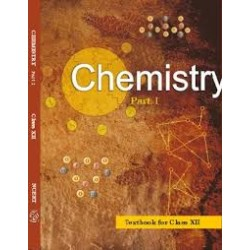 Chemistry I English Book for class 12 Published by NCERT of