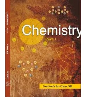 Chemistry I English Book for class 12 Published by NCERT of UPMSP