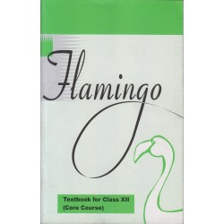 Flemingo - English Core Book for class 12 Published by